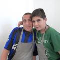 BASR handicap activités insertion socioprofessionnelle artisanat palestine apefe