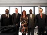 Commission Mixte Permanente de Wallonie Bruxelles International et du gouvernement burkinabé à Bruxelles