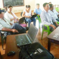 atelier trinidad IPELC APEFE revitalisation linguistique en bolivie