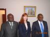 CMP Haïti WBI APEFE Simon Lusalusa Pascale Delcomminette