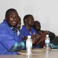 incubation entreprises rwanda kavumu Kavumu VTC 3ICC starter kits démarrage CFP construction soudure plomberie