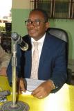Monsieur Lucien TOKO, directeur cabinet Ministre Santé Bénin