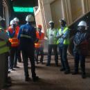 Visite du comité de pilotage sur le terrain à Kolwezi et Lubumbashi