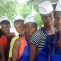 Lancement de la formation en cuisine pâtisserie du POFIP avec l'INFP du BESFP de WBI et de l'APEFE