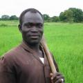 Agriculteur de la vallée du Kou